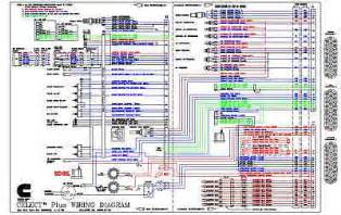 wiring diagram cummins celect plus for ecm part no 3096662 3666146 04 new for sale in