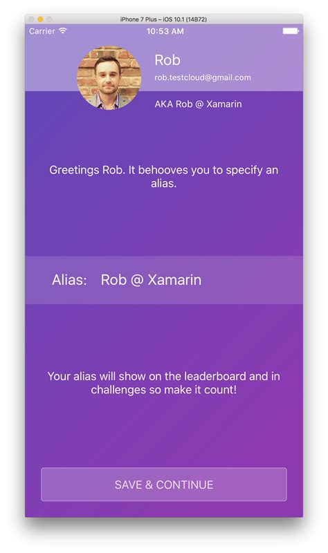 xamarin android login layout sport by xamarin