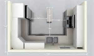 Kitchen Design Layouts With Islands Common Kitchen Design Mistakes Islands