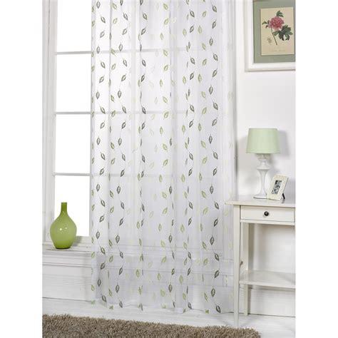 patterned window curtains epping leaf patterned voile living room transparent panel