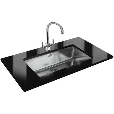 franke kitchen sinks and taps franke kubus designer pack kbx 110 70 stainless steel