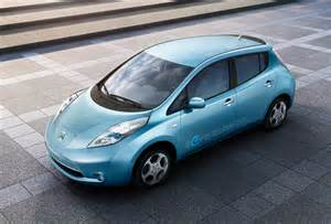 Electric Car Leaf Reservations For The All Electric Nissan Leaf Start