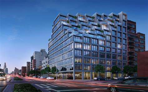 Outdoor Storage Buildings Plans Oda Architecture Plans 251 First Residences In Brooklyn