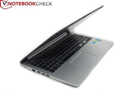Laptop Asus Vivobook S551lb asus vivobook s551 series notebookcheck net external reviews