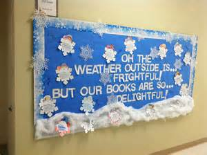 Winter bulletin board teaching christmas pinterest