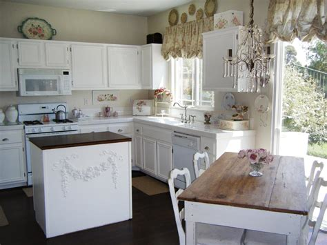 country chic kitchens country kitchen design pictures ideas tips from hgtv