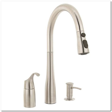 Home Depot Faucets For Kitchen Sinks by Home Depot Kitchen Sink Faucet With Sprayer Sinks And