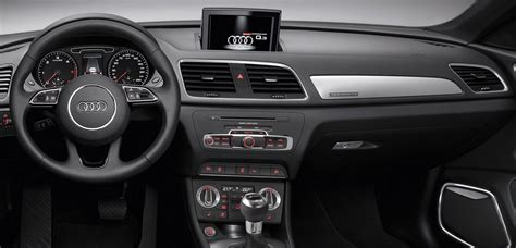 audi q3 dashboard audi q3 2017 price in pakistan pictures and reviews