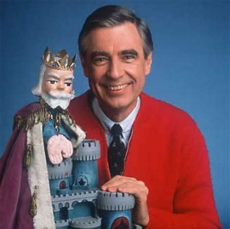 does mr rogers have tattoos tv s mister rogers dies make believe i like you and