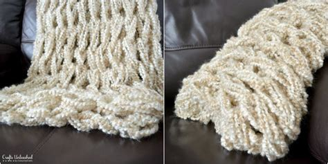 yarn and your arms is all you need to knit these 14 cozy