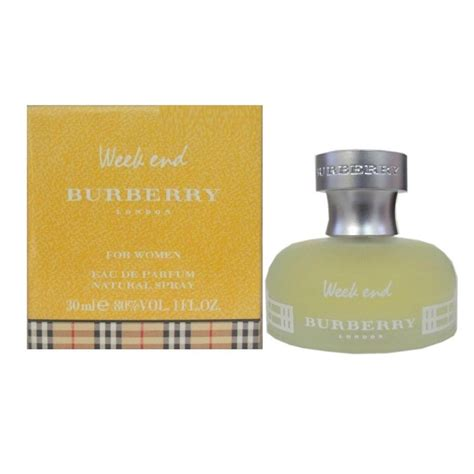 Burberry Weekend Parfum burberry weekend perfume by burberry 1 0oz eau de parfum