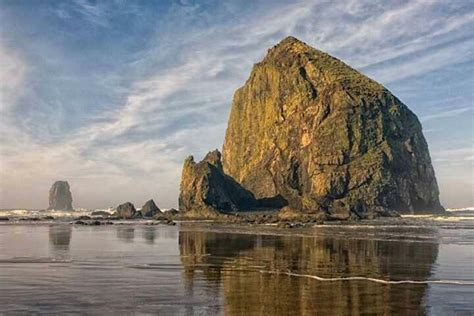 haystack rock oregon coast oregon pinterest