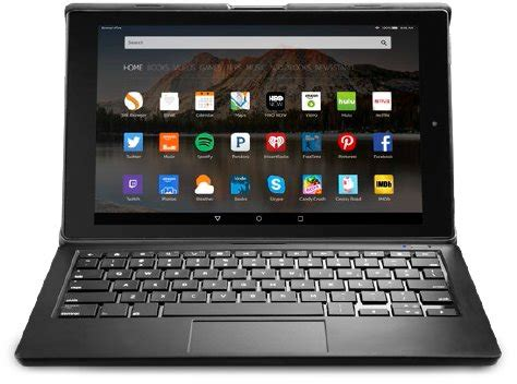 amazon fire hd 10 keyboard case uk layout (5th