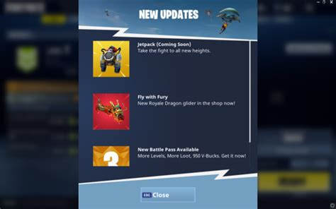 fortnite news fortnite is getting jetpacks just not yet daily