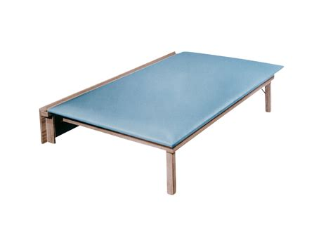 Mat Tables by Clinton Industries Wall Mount Mat Table With Platform