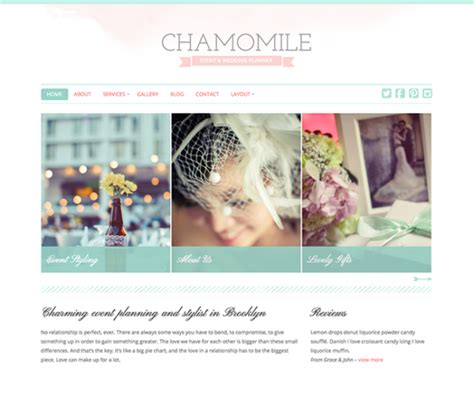 wordpress themes girly 26 girly wordpress themes wpexplorer