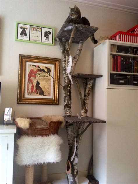 Handmade Cat Tree - 1000 ideas about cat trees on image cat cat