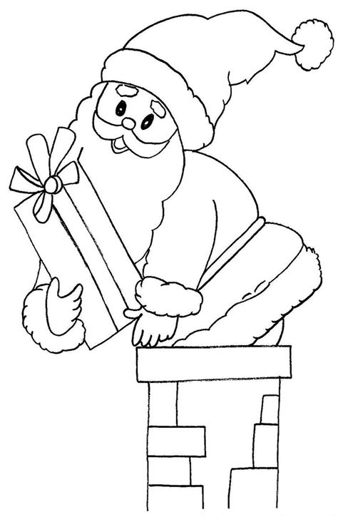 coloring book page template 60 best santa templates shapes crafts colouring pages