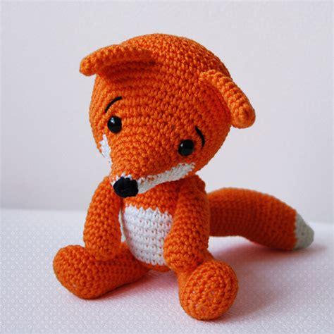 amigurumi fox pepika amigurumi fox pattern