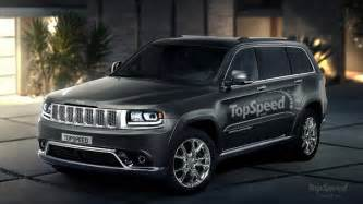 2017 Jeep Grand Wagoneer Review Top Speed