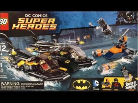 Dc Set 2015 summer dc lego sets deathstroke and