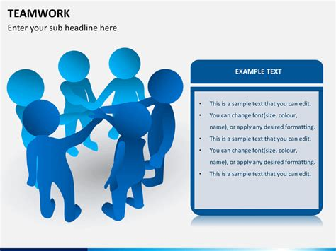 Teamwork Powerpoint Template Sketchbubble Teamwork Ppt Presentation