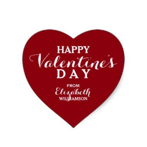 valentines day sticker valentines day stickers zazzle