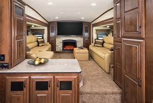 Fifth Wheel With Living Room Upstairs The Trend In Fifth Wheels Brings The Lounge