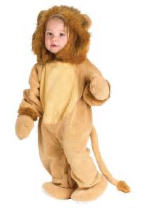 cowardly lion halloween costume infant cuddly lion costume