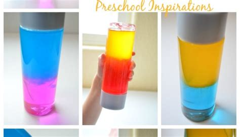 how to make a color mixing sensory bottle preschool inspirations preschool inspirations the world is their playground