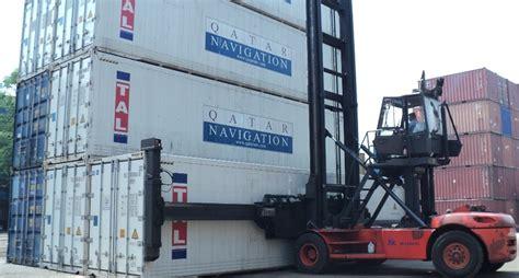 door to door shipping services in qatar milaha to launch door to door shipping services in