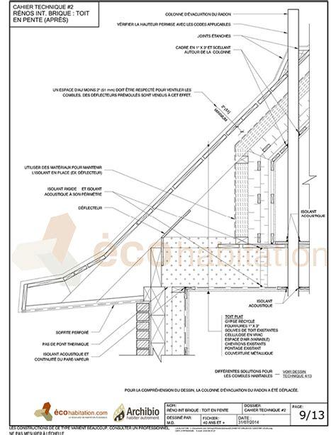 Comment Isoler Le Toit D Un Garage 3759 by Tout Sur Le Toit Cath 233 Drale Isolation Et Mat 233 Riaux