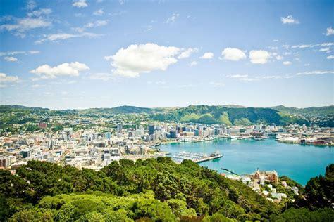 free trip to new zealand free trip to new zealand travel mount victoria lookout