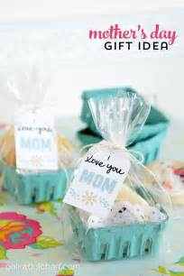 Mothers Day Gift Ideas by Easy Mother S Day Gift Ideas On Polka Dot Chair Blog