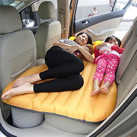 car inflatable bed heavy duty car travel inflatable mattress car inflatable