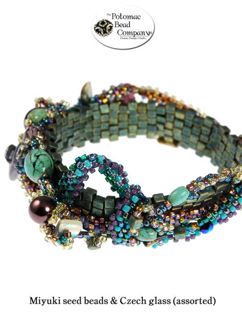 potomac bead company 116 best seed bead designs images on seed