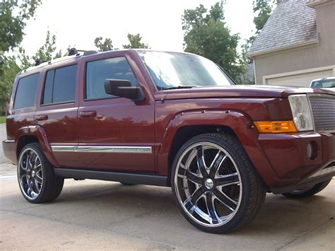 how things work cars 2007 jeep commander parking system doobyshire 2007 jeep commander specs photos modification info at cardomain