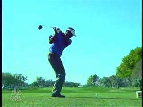 Vijay Singh Golf Mat by Vijay Singh Hitting Range Balls At Colonial Doovi