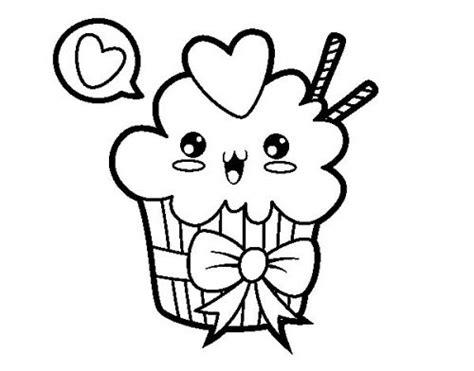 comida kawaii para colorear im 225 genes kawaii para colorear bonitos dibujitos animados