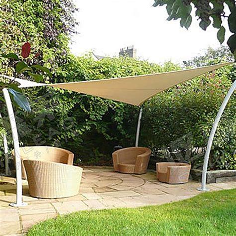 outdoor canopy fabric 30 x 40 x 50 triangle awning sun shade sail fabric