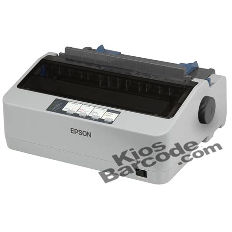 Epson Ribbon Lx 310 C13s015632 printer epson dot matrix lx 310 kios barcode