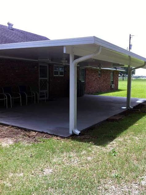 insulated patio cover insulated patio covers acadiana patios elite dealer since 1985