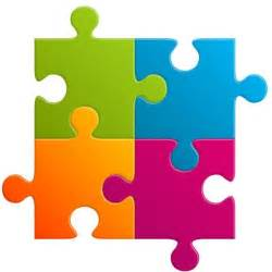 Puzzle vector free vector in encapsulated postscript eps eps