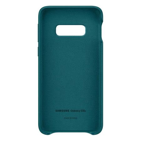 official samsung galaxy se genuine leather cover case