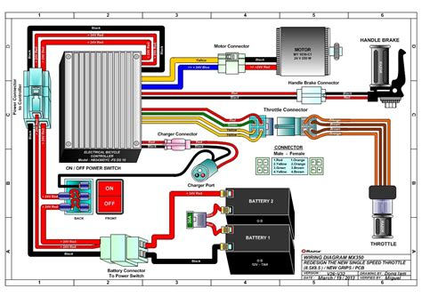 wiring diagram for razor mx350 razor dirt rocket wiring