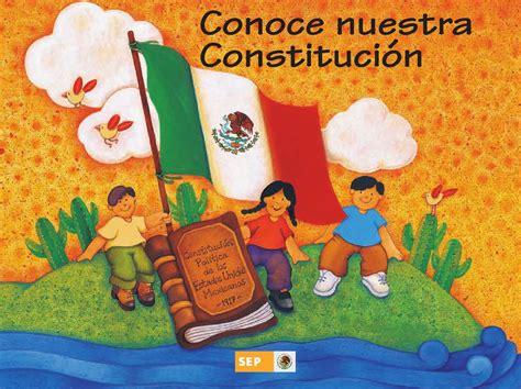Libro De 5 Grado Conoce Nuestra Institucion | conoce nuestra constituci 243 n 4o grado by rar 225 muri issuu