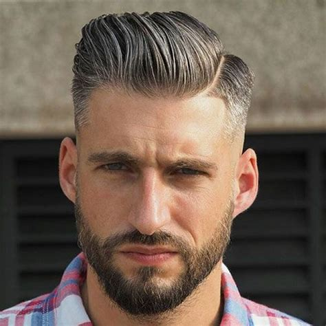 mens haircuts for a man age 60 comb over fade haircut 2018 low taper fade taper fade