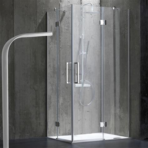 costo box doccia cristallo doccia per bagno 70x100 senza telaio in cristallo 6mm kv