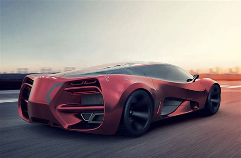 Lada Car Price Lada Concept The New Russian Supercar Forcegt