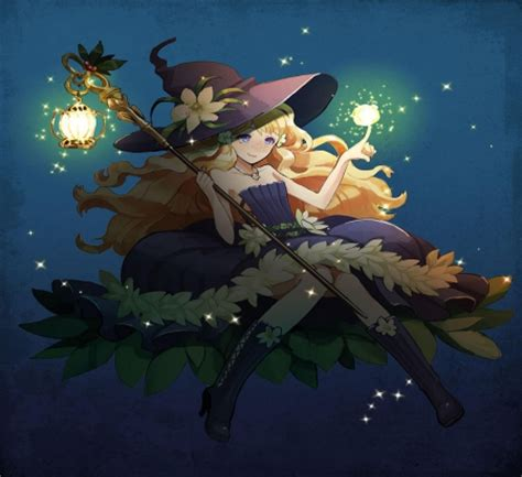 anime girl wallpaper desktop nexus little witch other anime background wallpapers on